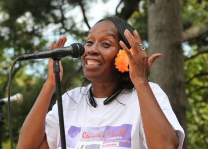 Recovery Rally in Atlanta
