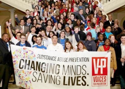 V4P: Changing Minds, Saving Lives