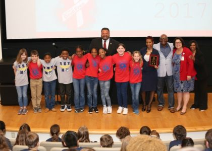 Celebrating Red Ribbon Winners